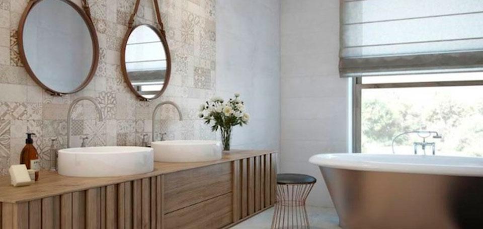 ¿Cómo elegir los accesorios de baño apropiados?
