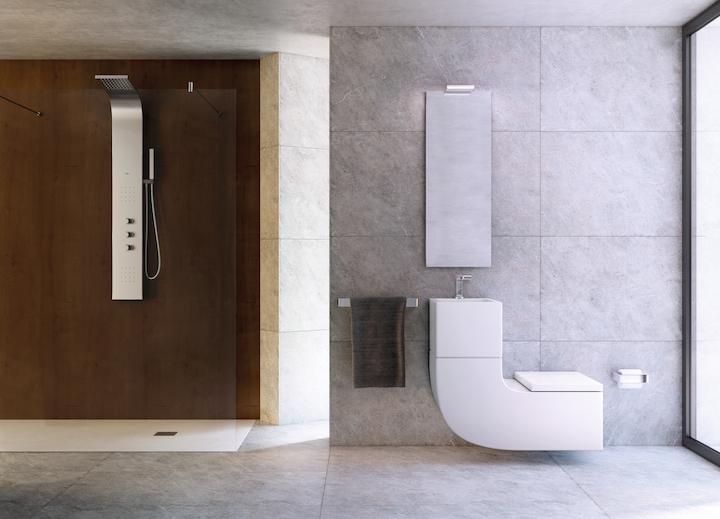 Lavabo e inodoro dos en uno de roca modelo w w equipamientos ramos - Inodoro y lavabo en uno ...