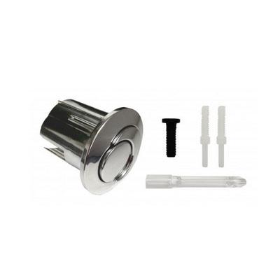 PULSADOR CORTO D1D AH0002100R Conjunto pulsador corto varilla recortable para doble descarga D1D. Referencia AH0002100R de la marca ROCA. Mecanismo conjunto doble pulsador 3/6 litros (tapa 400).